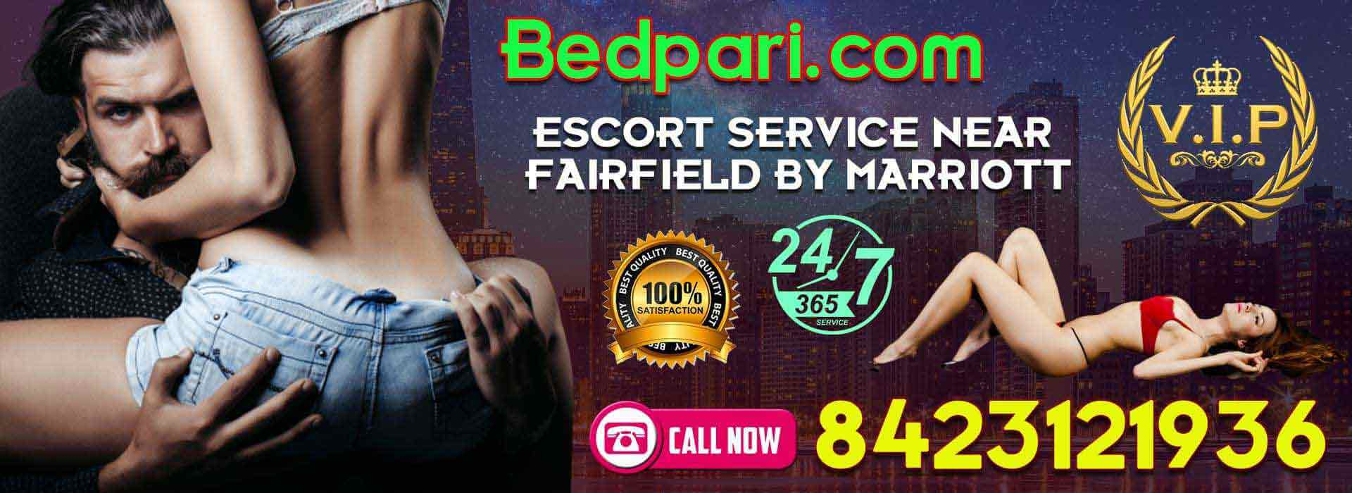 escorts in near Fairfield by Marriott Bangalore